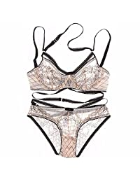 YONGYI Europe and the Sleek and Sexy Ms. bra kit fresh Ms. sexy sexy bra kit