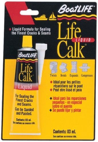 Boatlife Sealant Lifecalk Cartridge, Black