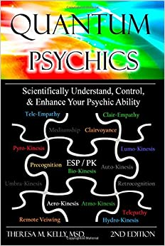 Image result for Quantum Psychics: Scientifically Understand, Control and Enhance Your Psychic Ability (2nd Edition)