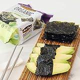 Annie Chun's Organic Seaweed, Wasabi, 0.16-oz