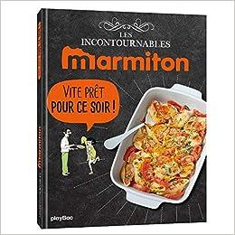 Amazon.fr , Marmiton Top Chrono pour ce soir ! Les recettes