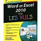 Word & excel 2010 pour les nuls
