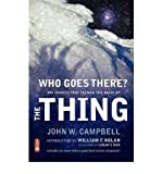 Front cover for the book Who Goes There? (novella) by John W. Campbell