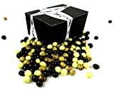 Cuckoo Luckoo Gourmet Chocolate Espresso Beans Blend, 1 lb Bag in a BlackTie Box
