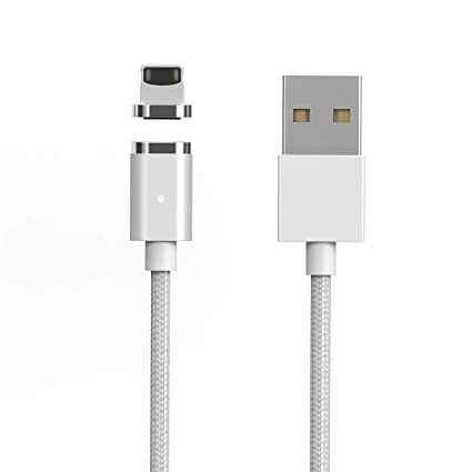 on sale 29dc8 e0b09 DEALATHON USB Magnetic Cable for iPhone 6s, 6s Plus, iPhone 6 ...