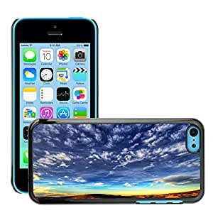 Super Stellar Slim PC Hard Case Cover Skin Armor Shell Protection // M00048295 desert sky creative hdr aero // Apple iPhone 5C
