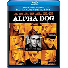 Alpha Dog (Blu ray + DVD + Digital Copy) [Blu-ray] (2007)