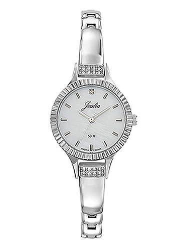 Joalia - Reloj Mujer - h633 m057 - Pulsera - Reloj Plateado ...