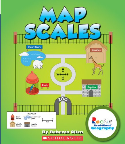Map Scales (Map Scales (Rookie Read-About Geography))