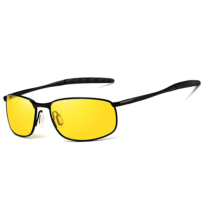 331930bd3a FEIDU Deporte Gafas de Sol Polarizadas Lente HD con Estilo de Conducir para  Hombre y Mujer
