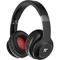TaoTronics Over-Ear Bluetooth Headphones with Noise Cancelling Mic