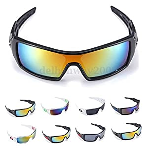 Cycling Riding Bike Bicycle Sports Eyewear Protective Goggle Sun Glasses UV400