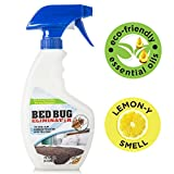 Best Bed Bug Sprays - Eco-Friendly Bed Bug Eliminator – Non-Toxic Spray Killer Review