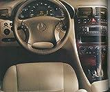 2003 Mercedes Benz C230 C240 C320 C32 AMG Brochure
