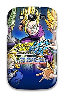 Anti-scratch And Shatterproof Dbz Phone Case For Galaxy S3/ High Quality Tpu Case 5551380K40602455