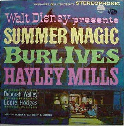 Walt Disney Present's Summer (Summer Magic Hayley Mills)