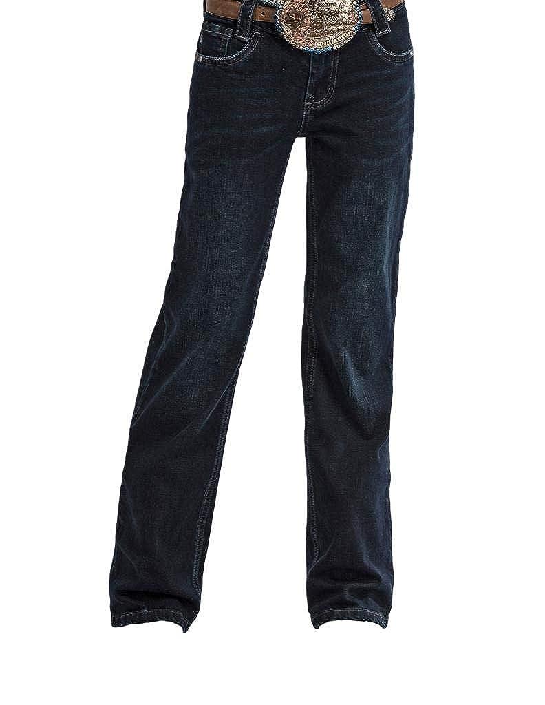 Cruel Girl Western Jeans Girls Lucy Slim Bootcut Dark Rinse CB22971002