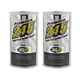 BG 245 Premium Diesel Fuel System Cleaner, 11 oz. Can, 2-Pack
