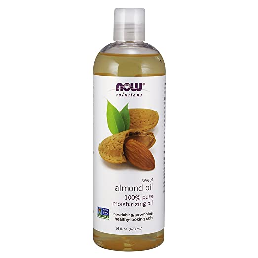 Now Solutions, Sweet Almond Oil, 16 oz