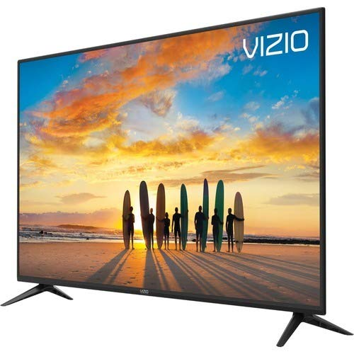 VIZIO V V556-G1 54.5″ Smart LED-LCD TV – 4K UHDTV – Black – Full Array LED Backlight – Google Assistant, Alexa Supported