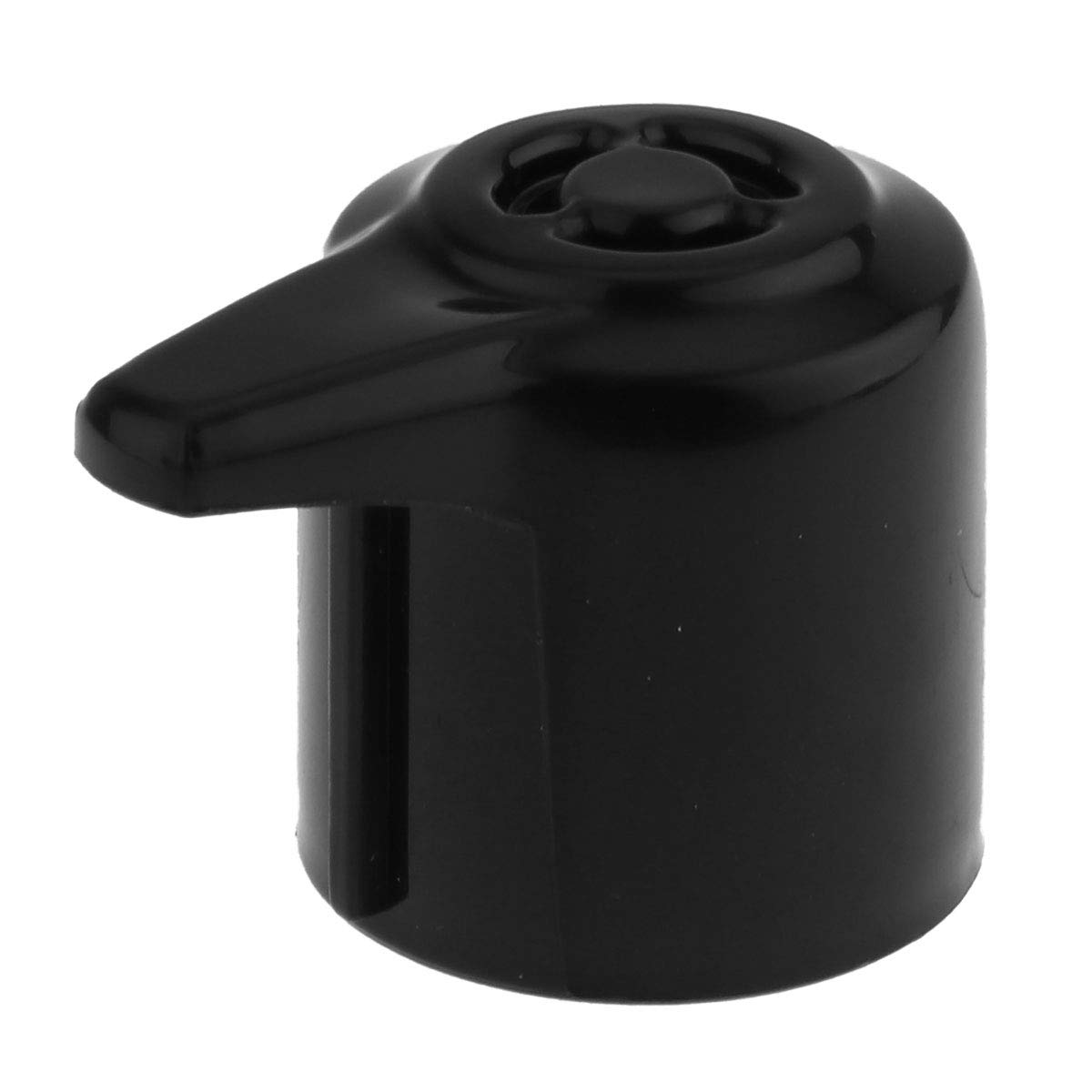 Freebily Steam Release Valve for Instant Pot Duo Mini 3 Qt Duo Plus Mini 3 Qt DUO60 6 Qt and DUO80 8 Qt Programmable Pressure Cooker Black One Size by Freebily (Image #1)
