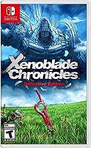 Xenoblade Chronicles: Definitive Edition - Nintendo Switch