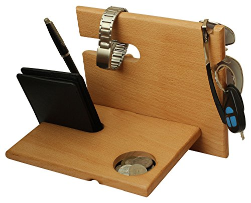 7cca6d77e3e3 DEAL OF THE DAY - Universal Wooden Docking Station