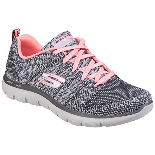 Damen 2 Skechers Appeal Pink 0 Türkis Sneaker HIGH Flex Energy Marineblau 1qdwSR
