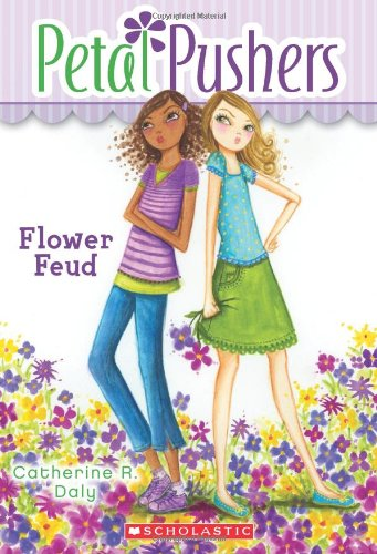 Read Online Petal Pushers #2: Flower Feud pdf
