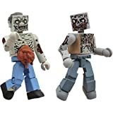 Diamond Select Toys Walking Dead Minimates Herd Z