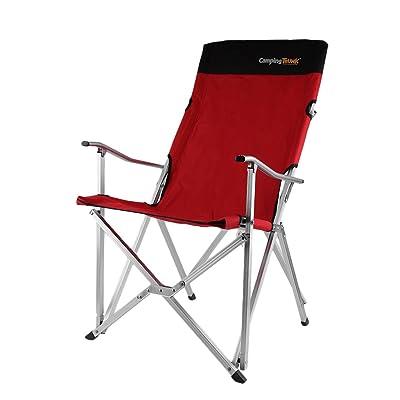 Homgrace Chaise De Plage Pliante Camping Assise Large Avec Sac Transport Pour La Randonne Le Les Activits En Extrieur