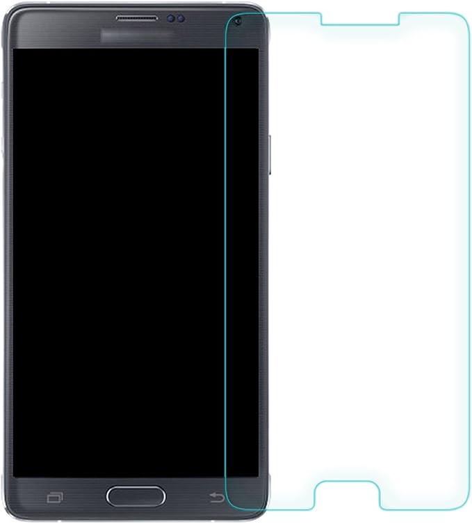 Protector de Pantalla Samsung Galaxy Note 4 (N9100), Cristal Templado Samsung Galaxy Note 4 Vidrio, Pantalla para Samsung Galaxy Note 4 Tempered Glass.: Amazon.es: Electrónica