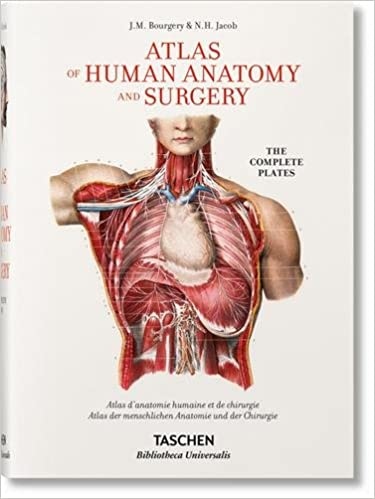 Bourgery: Atlas of Human Anatomy and Surgery: Jean-Marie Le Minor ...
