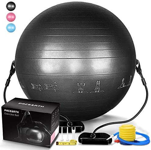 PACEARTH Exercise Ball