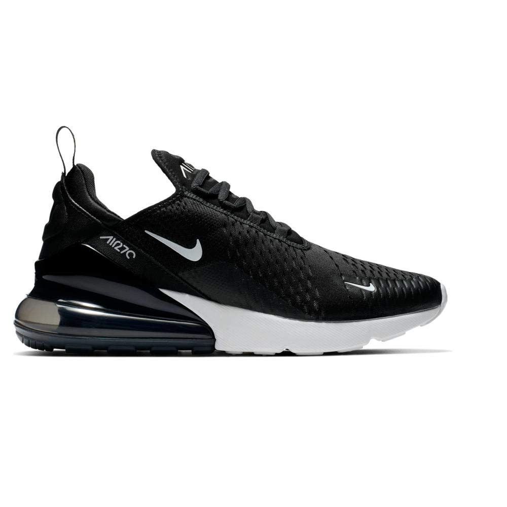 hot sale online 06d08 67bee Nike Women's Air Max 270 Shoes (11, Black/Anthracite ...