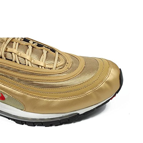 Nike Sneaker Herrenschuh Air Max '97 X 317170 762 , Gold, 49