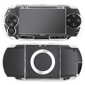 SODIAL(R) Funda Cristal Tansparente para Sony PSP