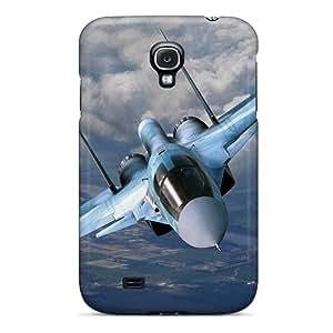 New Arrival Sukhoi Su 35b Cg Ttk5785bget Case Cover/ S4 Galaxy Case