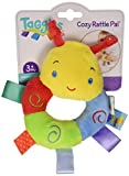 Baby : Taggies Cozy Plush Rattle Pal