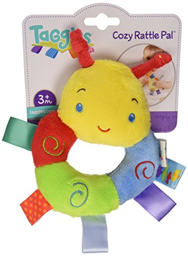 Taggies Cozy Plush Rattle Pal (Rattle Pal)