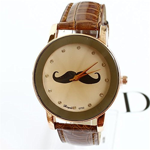 buyeonline-womens-fashion-beard-leather-diamonds-casual-watch-coffee