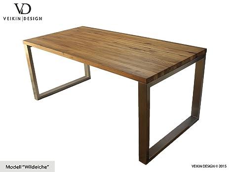 Tavolo in acciaio inox e marmo nero africa apeprest