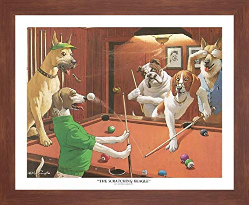 The Scratching Beagle by Arthur Sarnoff - 36