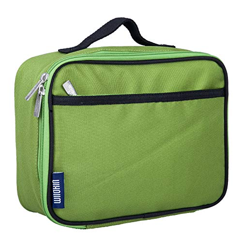 Wildkin Lunch Box, Parrot Green