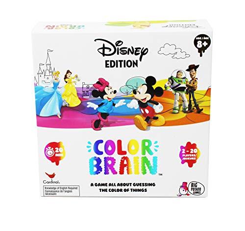 - Big Potato - Disney Colorbrain Family Quiz Game