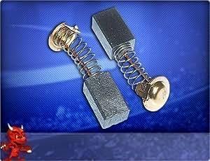 Escobillas de carbón para Hitachi amoladora angular G10SR, G10SR2, G12S1, G12SA, G12SG, G12SR