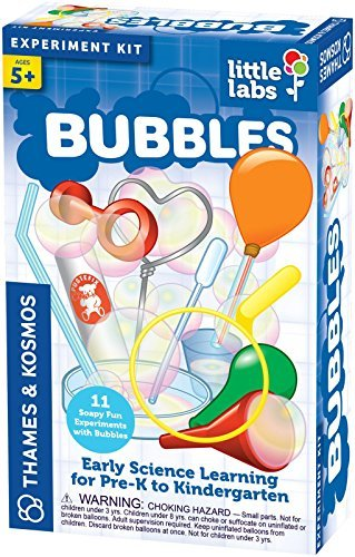 Thames and Kosmos Little Labs Bubbles Science Kit by Thames & Kosmos
