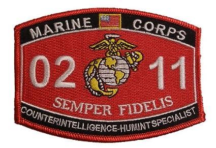 Amazoncom Marine Corps 0211 Counterintelligence Humint Specialist - Usmc-counter-intel