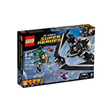 LEGO Super Heroes Heroes of Justice: Sky High Battle 76046