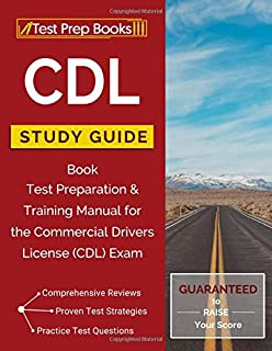 CDL - Commercial Driver's License Exam (CDL Test Preparation